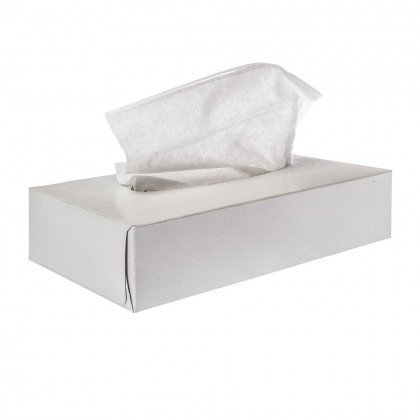 Servetele faciale, 2 straturi, 100 buc./cutie