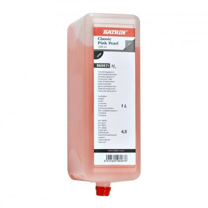Sapun lichid Katrin Pink Pearl, 1000 ml
