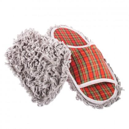Papuci mop din bumbac