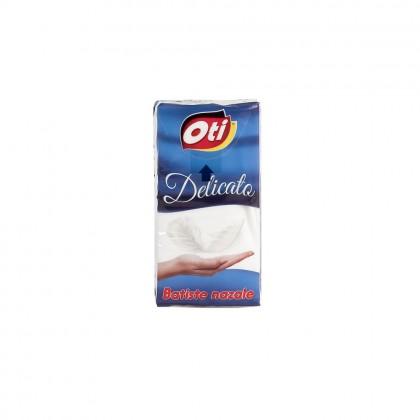 Batiste nazale OTI Delicato, 2 straturi, 10 buc./set, neparfumate