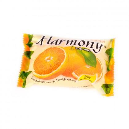 Sapun solid Harmony, portocale, 75 gr