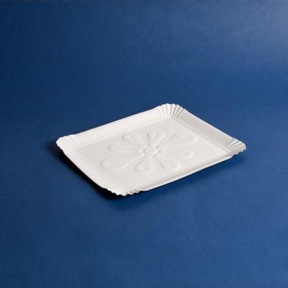 Tavite carton T10, 19.5x23 cm., 100 buc./set