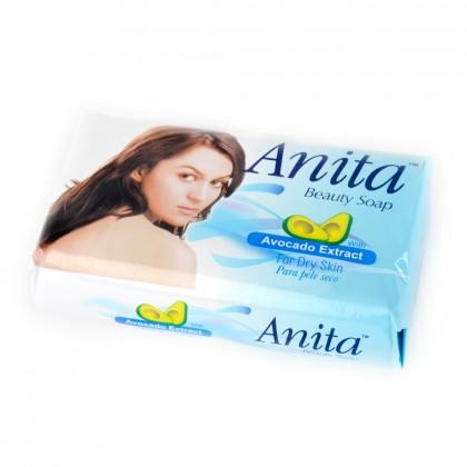 Sapun solid Anita, avocado, 125 gr