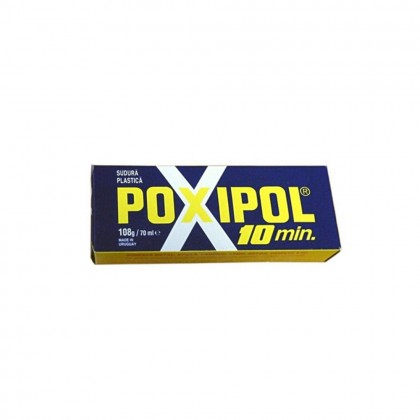 Poxipol Metalic 10 min., 70 ml.