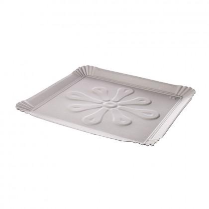 Tavite carton T11, 23x24.5 cm., 100 buc./set